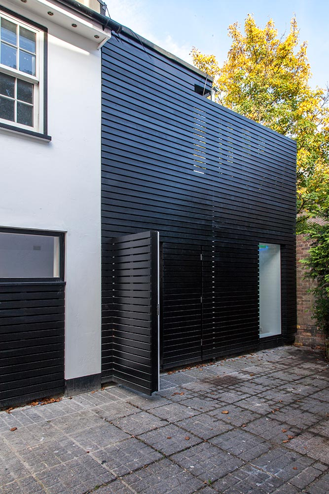 Crystal Palace Coach House: A contemporary renovation within a Conservation Area