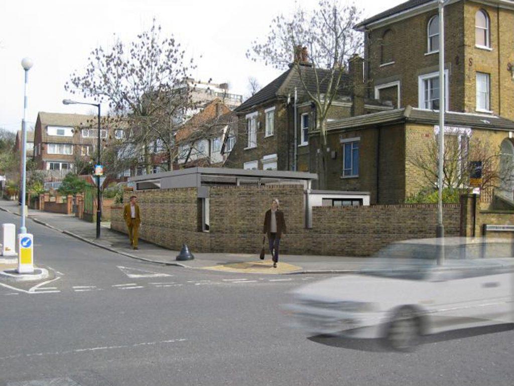 Adjacent House, Southwark