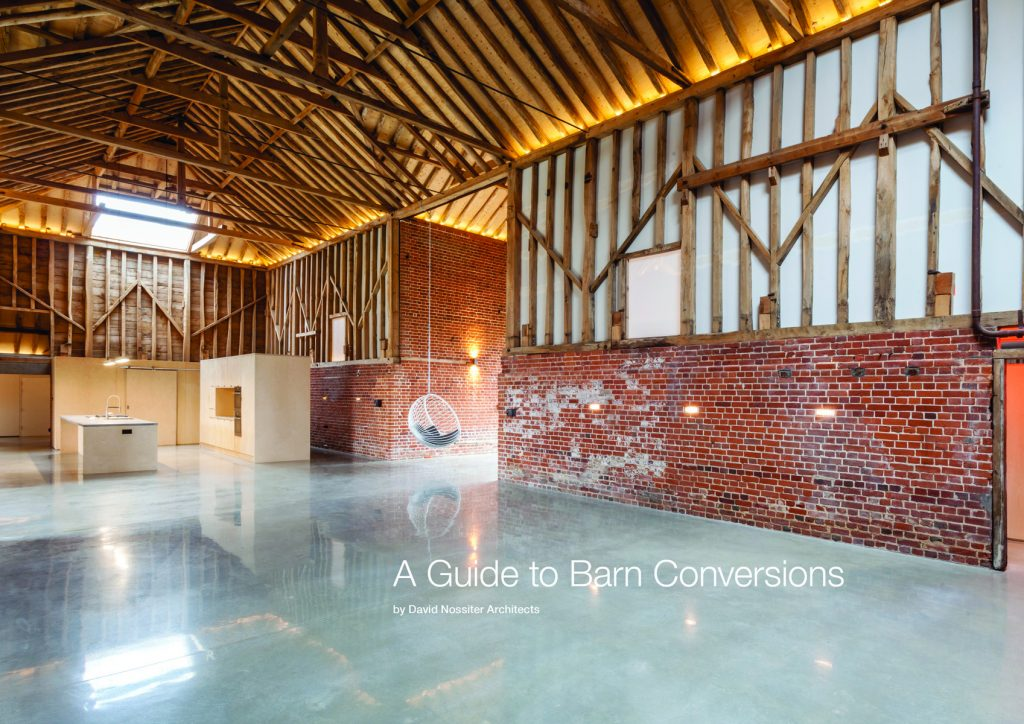 DNA Barn Conversion Guide Cover