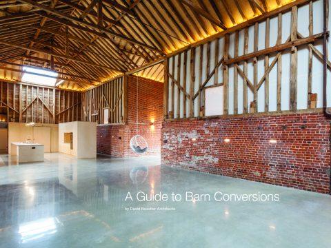 DNA Barn Conversion Guide Cover
