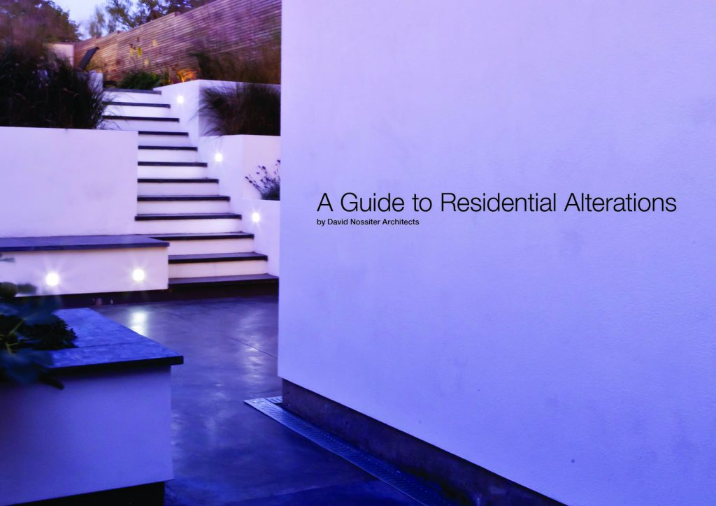 Residential Alteration Guide Cover
