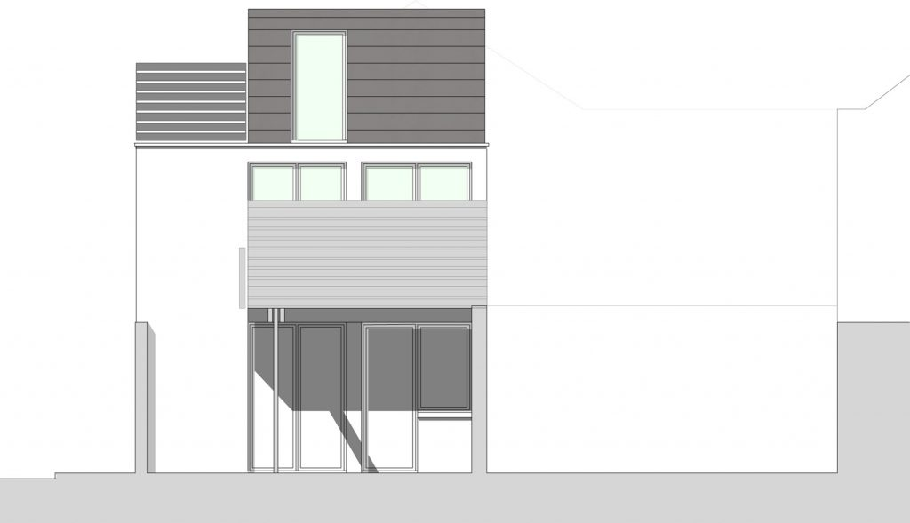 dulwich house elevation 01